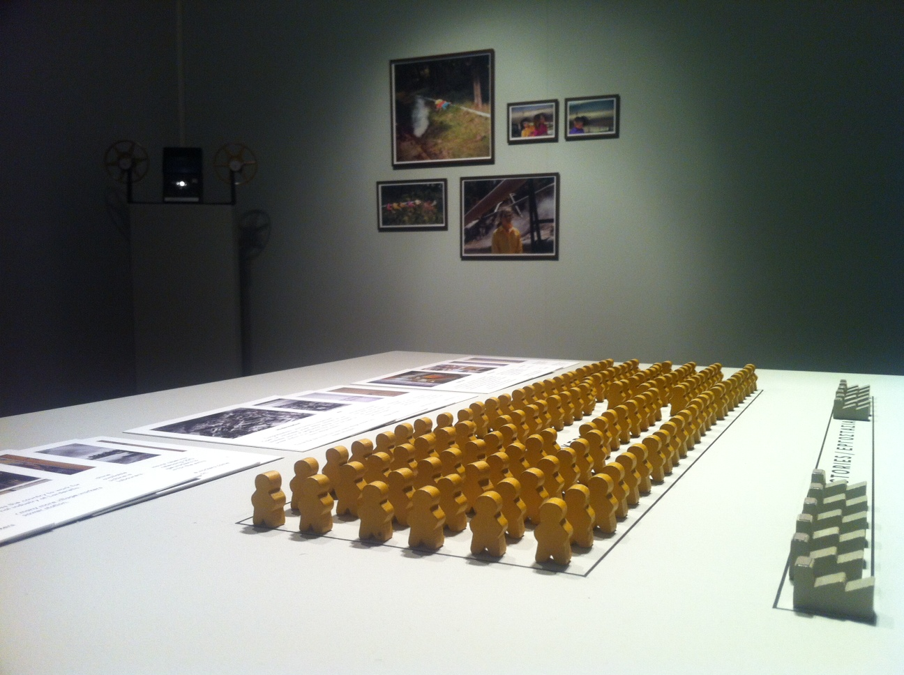 Mikhail Karikis's The Board Game (2014) from the project Children of Unquiet (2013-2014) exhibited at the 5th Thessaloniki Biennale, Greece (2015)
