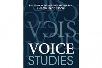 Voice Studies, Routledge (2015).