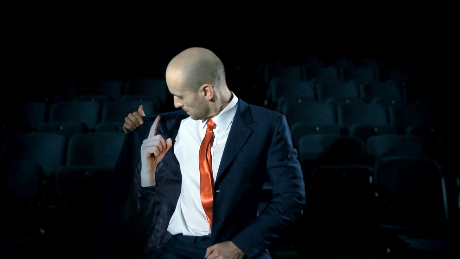 Mikhail Karikis, Xenon: the film (video still), 2012