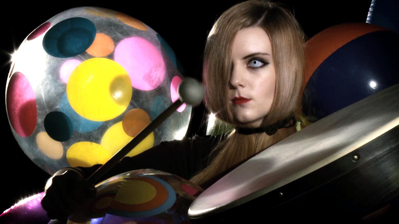 Xenon: the film (video still), 2012. Feat. Jade Pybus.