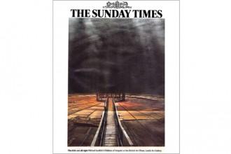 Mikhail Karikis in Sunday Times