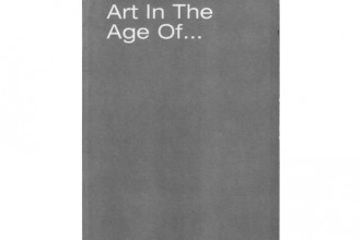 Witte de With: Art in the Age of...