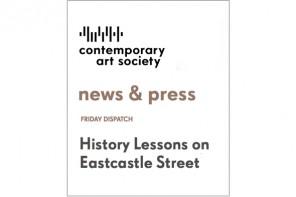 contemporary art society mikhail karikis