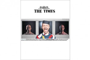 The Times Newspaper 14 April 2016, page 20