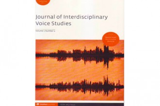 Journal of Interdisciplinary voice studies
