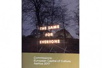 European Capital of Culture Aarhus 2017 book